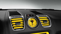 Porsche Exclusive shows off Cayman S with Racing Yellow finish