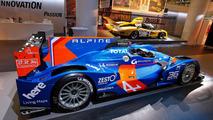Alpine n°36 race car revealed