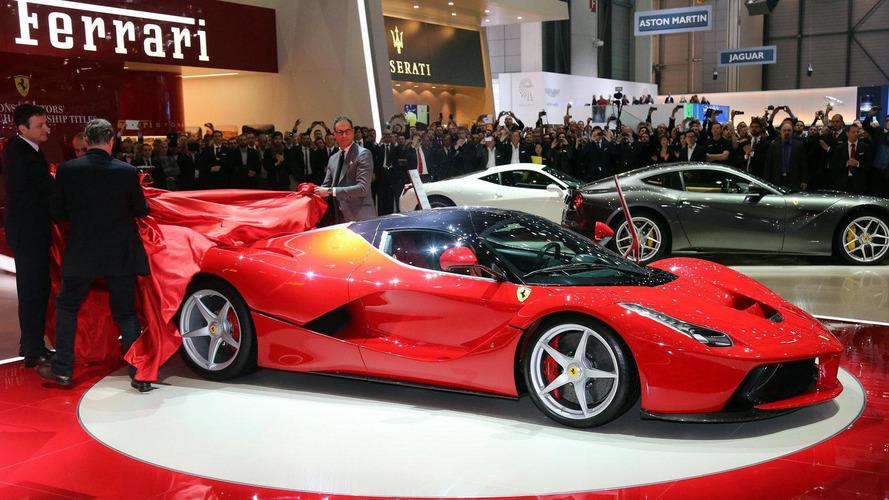 Ferrari will build one more LaFerrari, proceeds to benefit earthquake victims