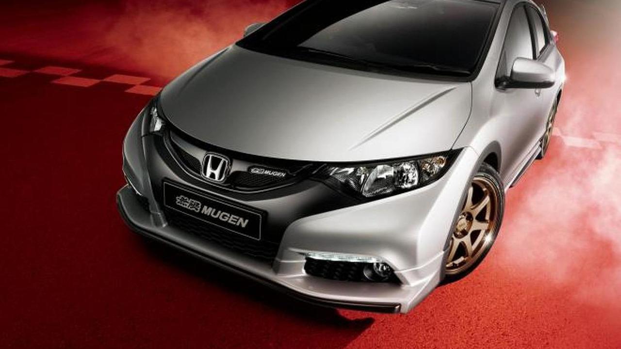 Honda Civic Mugen 11.1.2013