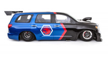 Toyota Sequoia Family Dragster Concept By Antron Brown