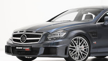 2012 Brabus Rocket 800 based on Mercedes-Benz CLS 13.09.2011