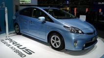 Toyota Prius Plug-in Hybrid bows in Frankfurt