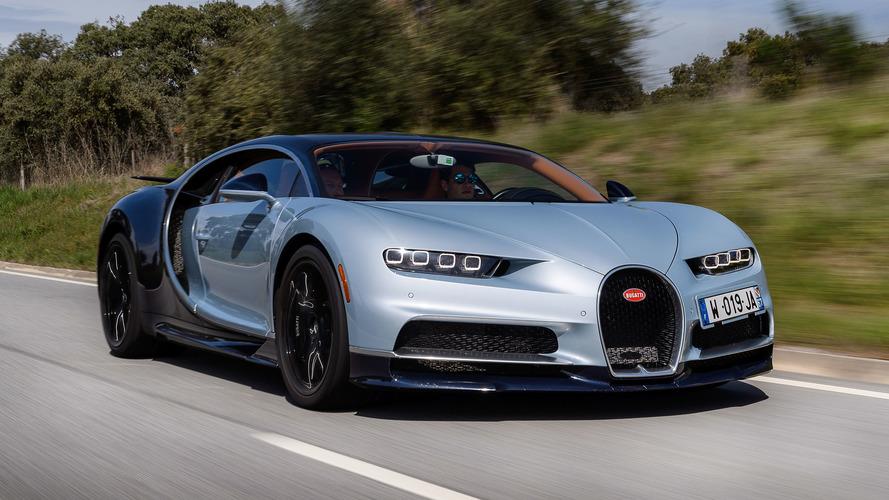 Bugatti Chiron 2017: el rey de la velocidad, a prueba