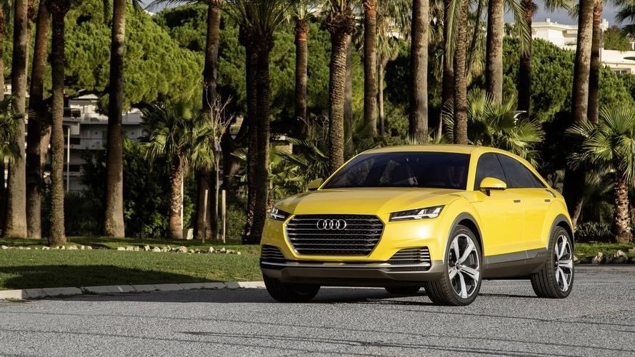 Nouvel Audi Q4 - Rendez-vous en 2019