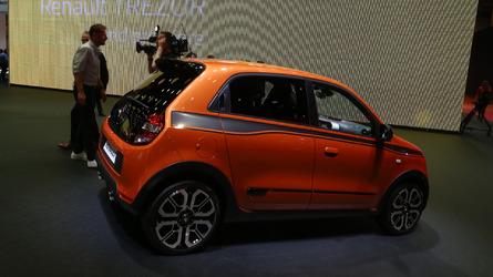 2016 Renault Twingo GT Paris Motor Show