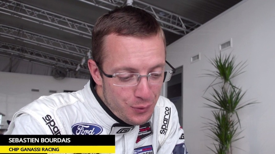 Interview-Photos de Sébastien Bourdais - Partie 1