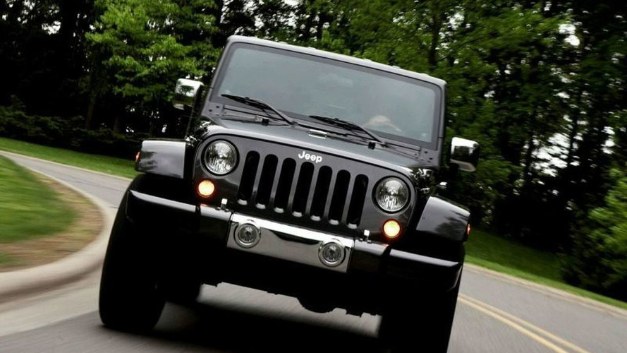 Jeep Wrangler SRT8 under consideration?