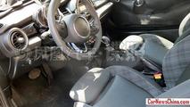 2014 MINI interior revealed almost in full in latest spy pics