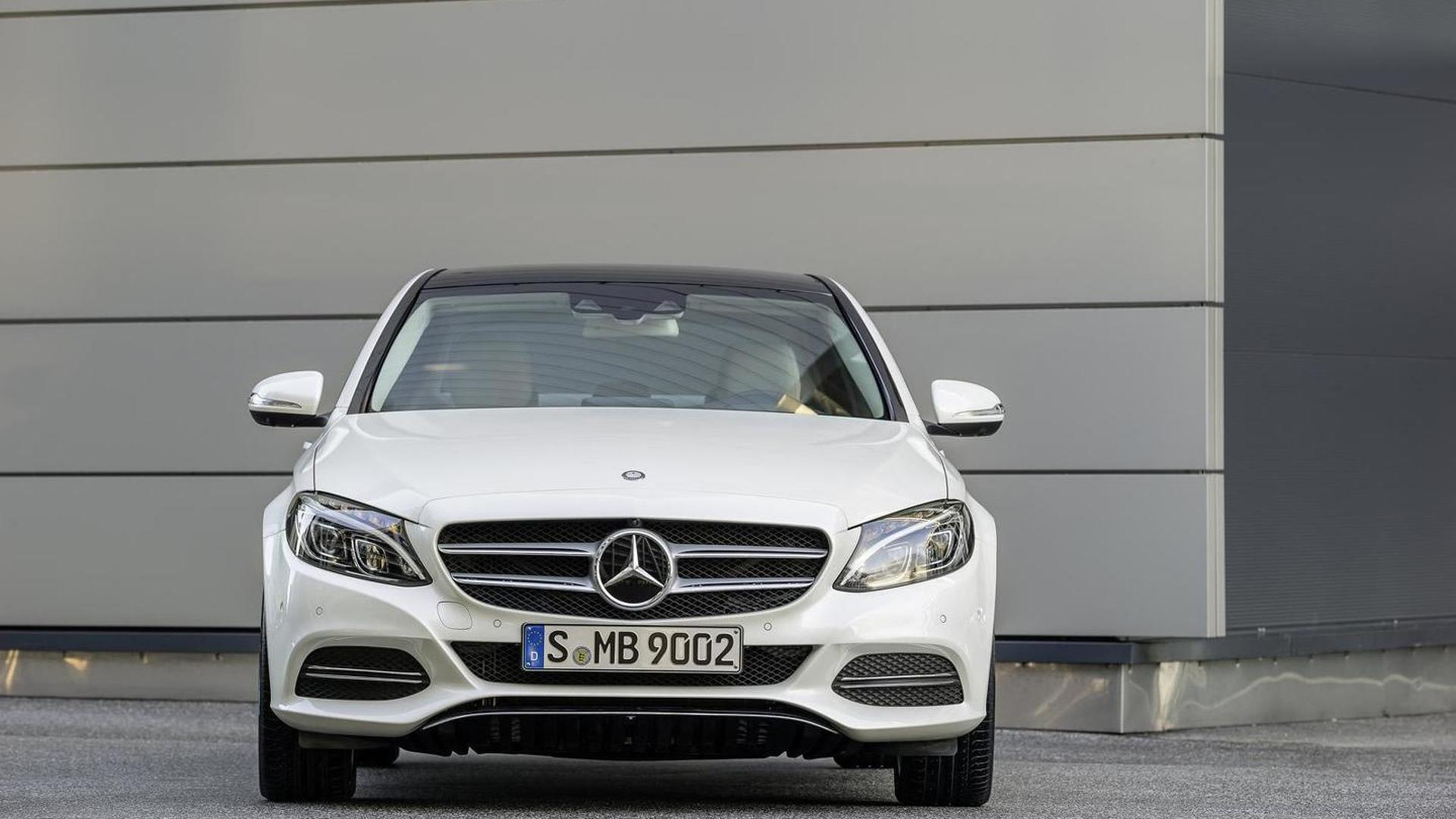 Mercedes C-Class lineup to grow, could spawn a four-door coupe - report