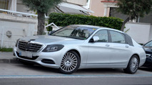 Maybach name could be revived and used on the extra-long wheelbase Mercedes S-Class - report