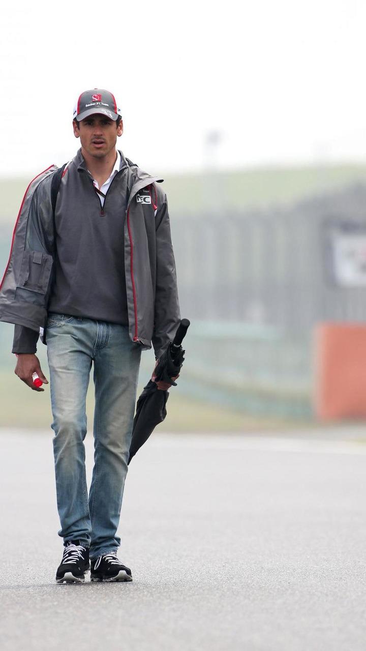 Adrian Sutil (GER) / XPB
