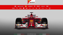 Ferrari unveils wide-nosed 2014 F14-T car [videos]