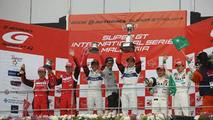 Nissan GT-R Takes Win Three at Super GT