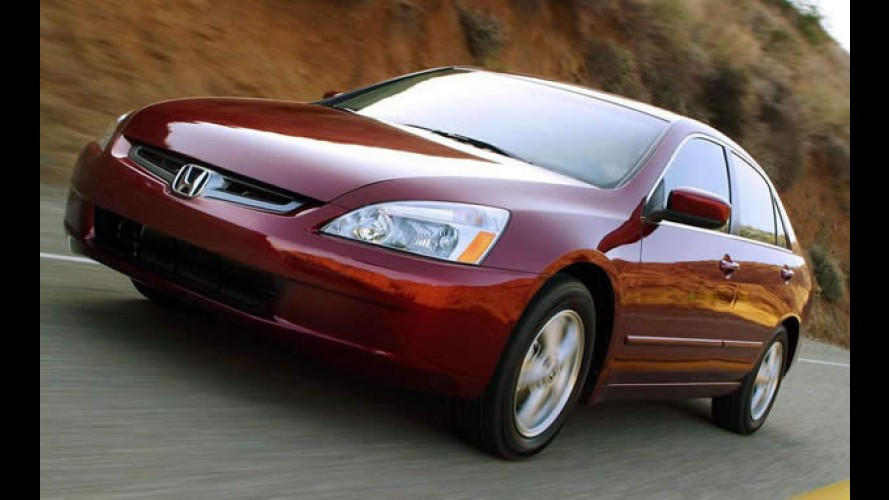 Honda anuncia recall nos EUA, Canadá e Brasil