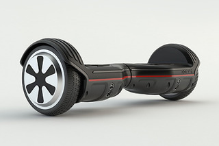 Oxboard is the Segway's Cooler Cousin