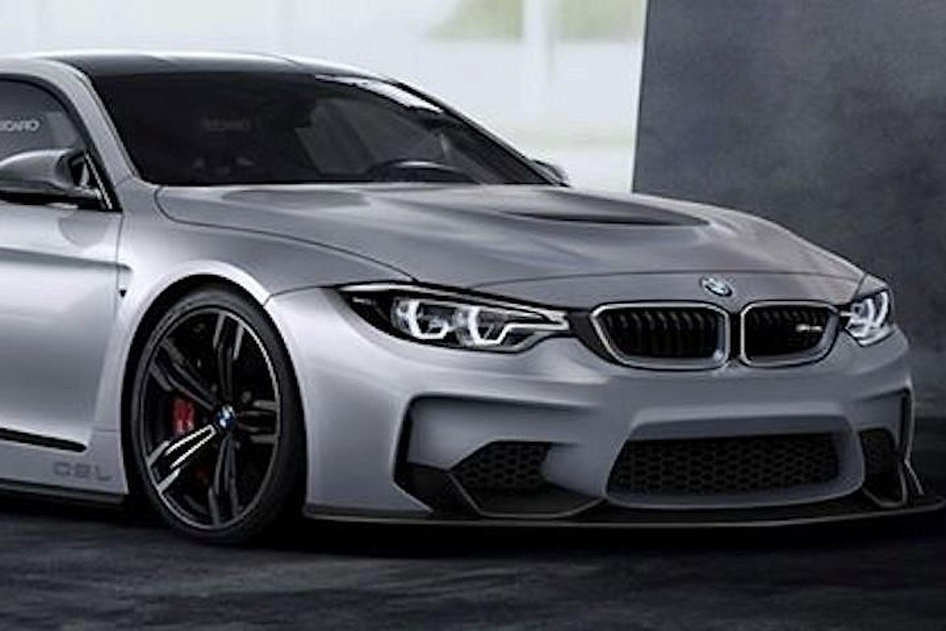 Bmw M4 Price >> BMW M4 CSL Imagined