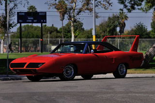 Give this 1970 Plymouth Superbird a New Roost