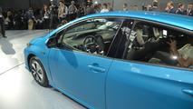 Toyota Prius Prime live at New York Auto Show 2016