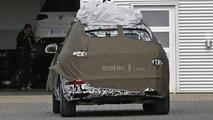2018 Audi Q3 spy photo