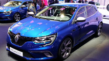 Renault Megane debuts in Frankfurt with GT range-topping version