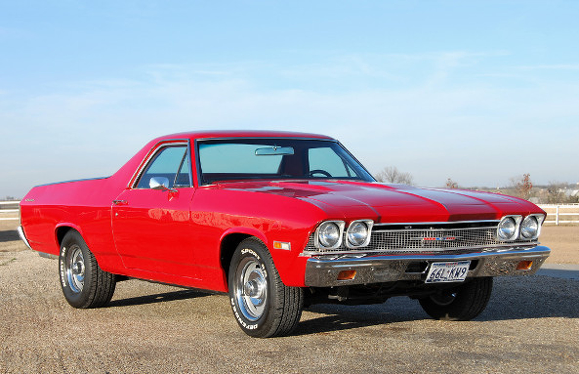 The 1968 El Camino SS: Practical Performer