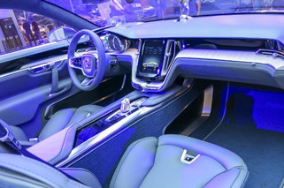 Meet the Interior of the All-new Volvo XC90