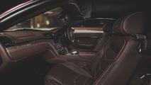 Vilner gives Maserati GranCabrio Sport special interior