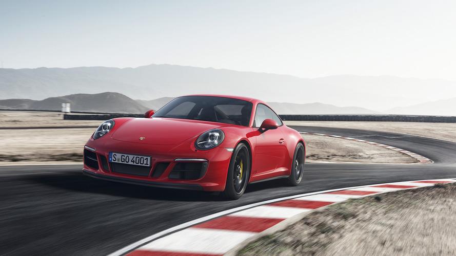 New Porsche 911 Carrera GTS packs a 444-hp punch