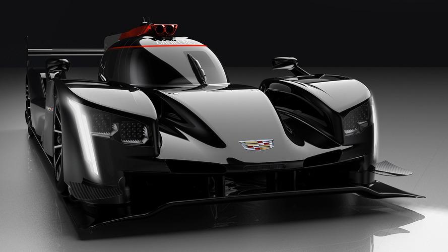 Cadillac revient en prototype avec le DPi-VR