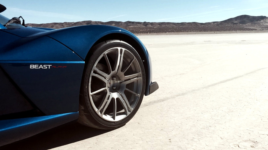 Rezvani Beast Alpha puts a leash on a wicked sports car