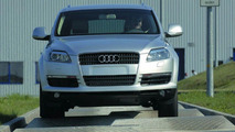 Audi Q7 testing