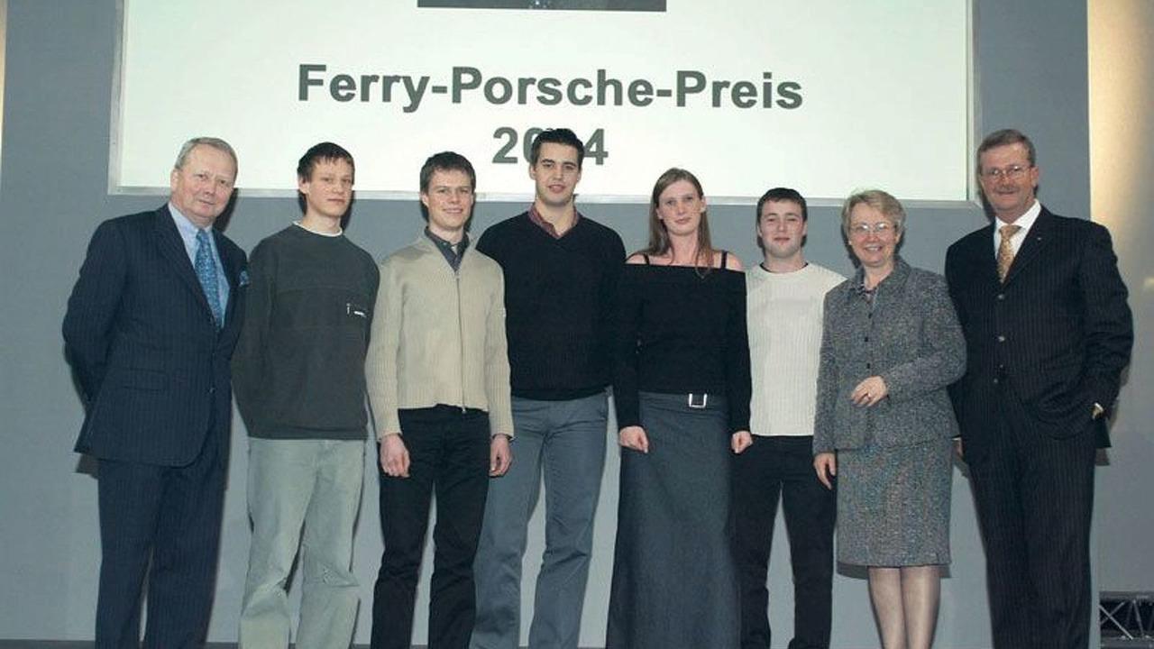 Winners of Ferry Porsche Prize