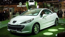 Peugeot 207 E-Pure Concept at Paris