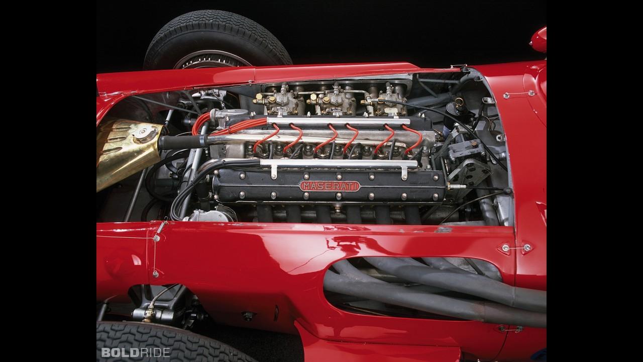 Maserati 250F Grand Prix Car