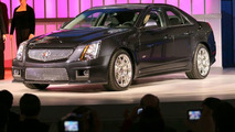 First Cadillac CTS-V Sells for $75,000