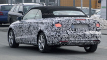 2014 Audi A3 Cabrio spied in Europe