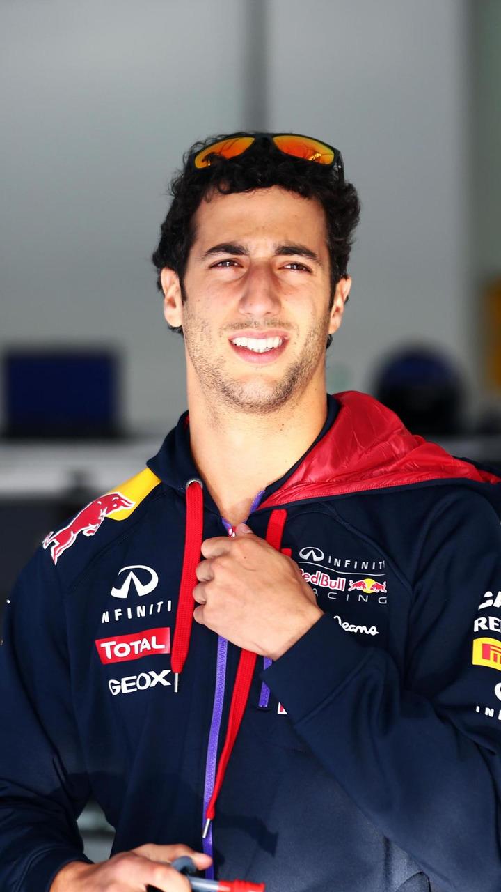 Daniel Ricciardo (AUS) / XPB