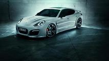 Porsche Panamera receives GrandGT package from TechArt