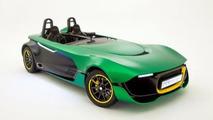 Caterham AeroSeven concept leaked