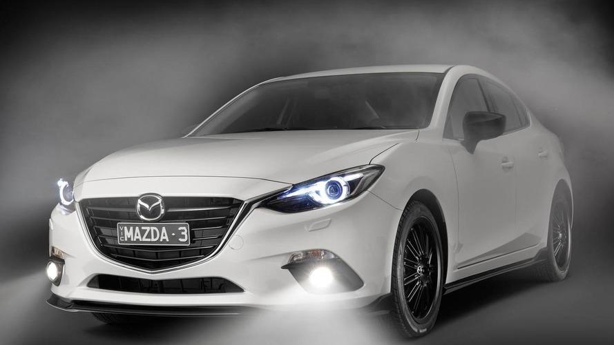 Mazda3 gains Kuroi sports pack in Australia