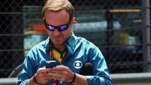 F1 comeback bid ended Barrichello commentary - report