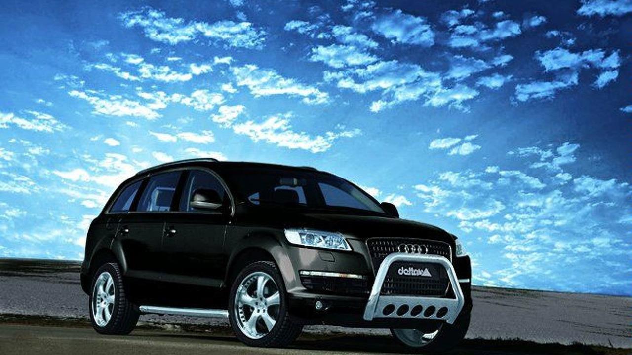 Audi Q7 by Delta4x4