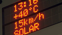 test center hot temperature limit