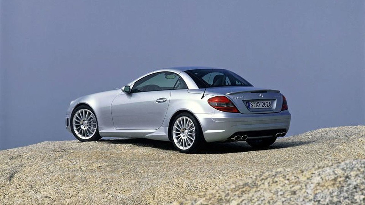 New Mercedes SLK Class