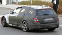 2013 Mercedes C63 AMG Black Series Estate - 28.11.2011