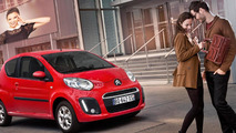 New 2012 Citroën C1 facelift II revealed