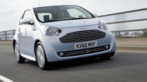 Aston Martin Cygnet axed because the Toyota iQ is getting phased out - report