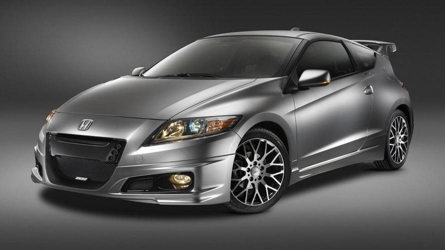 Honda planning a gasonline-powered sport version of CR-Z