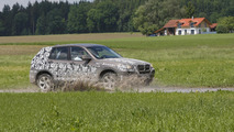 Pre-production 2011 BMW X3